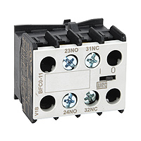 WEG Miniature Contactors Auxiliary Contact Blocks