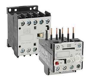 WEG CWC Series miniature contactors