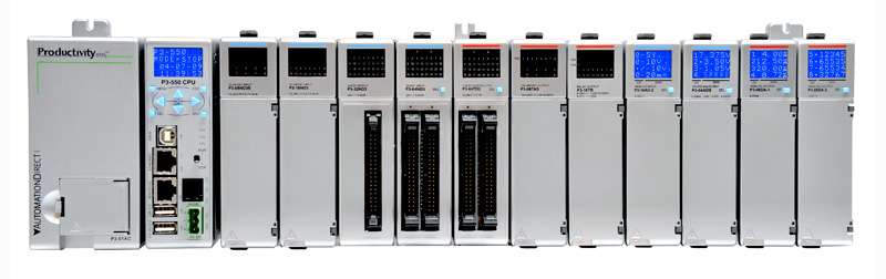 Productivity 3000™ Series Programmable Automation Controllers (PACs)