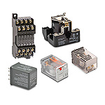 Electromechanical Relays: square relays, ice cube relays, plug-in relays, octal relays, power relays, latching relays, card relays