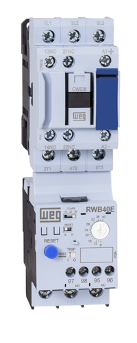 WEG RWB-40E and CWB Contactor