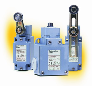 Heavy-duty IEC Limit Switches (ABM Series)