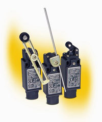Miniature Double-insulated (PBT) Limit Switches