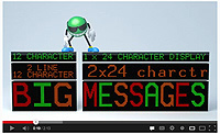 Play ViewMarq LED Message Displays Video