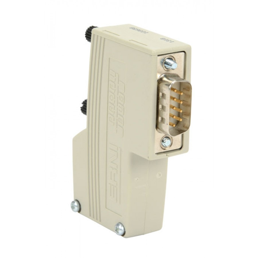 Erni Profibus Connector Grey