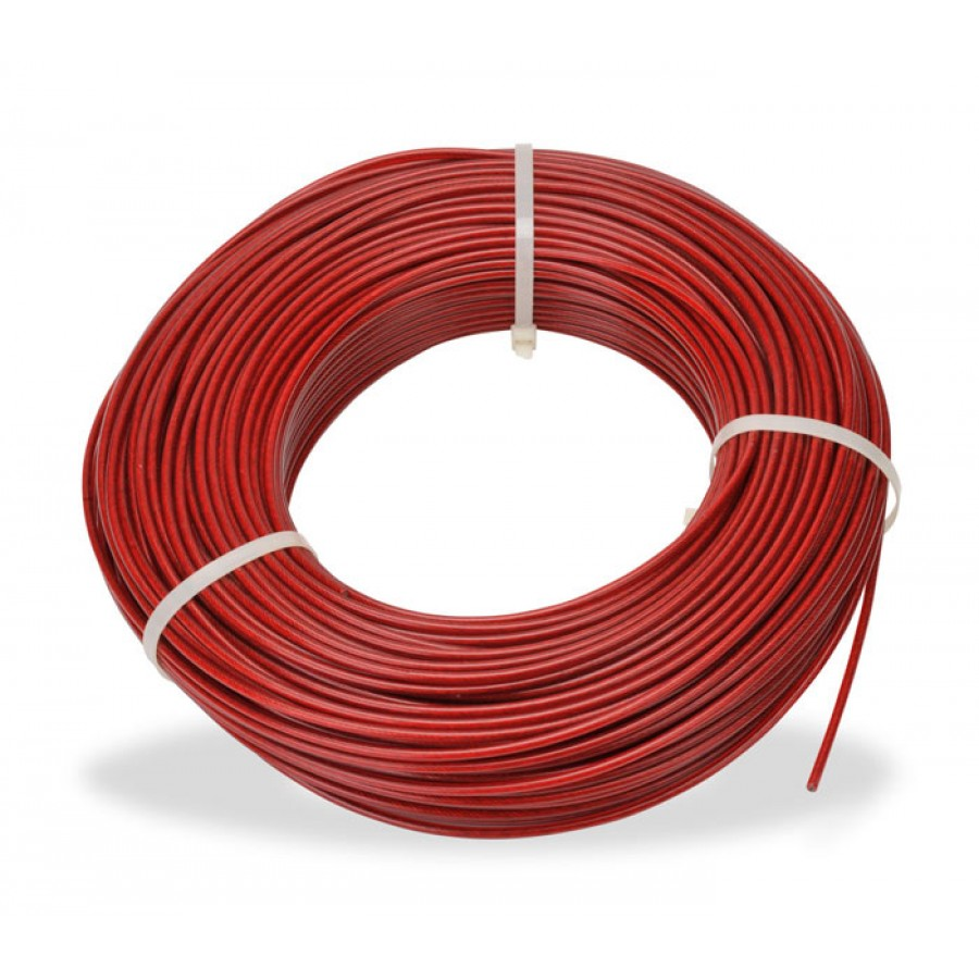 STEEL CABLE 126m (413ft) 4mm D