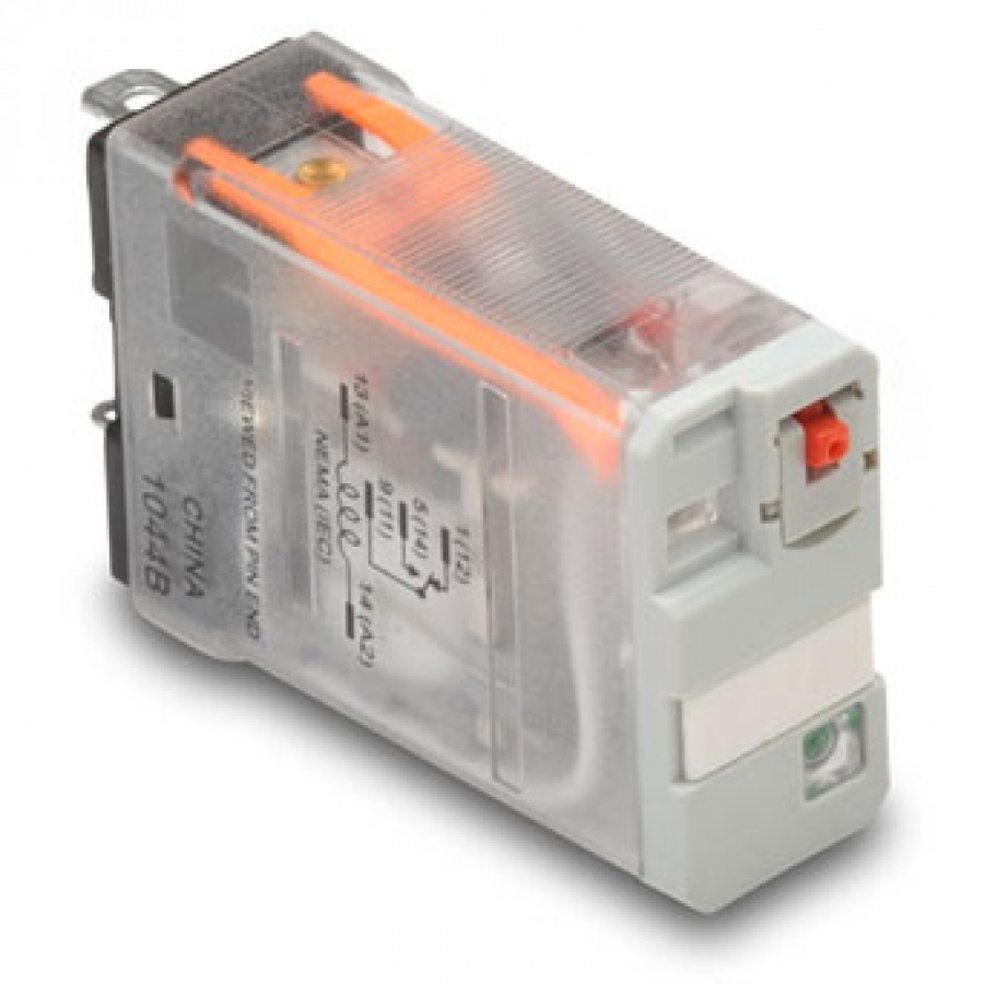 Ice cube control relay, 12 VA