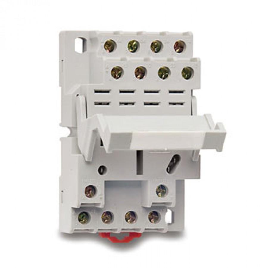 DINrail socket 784&AD-70STM-1