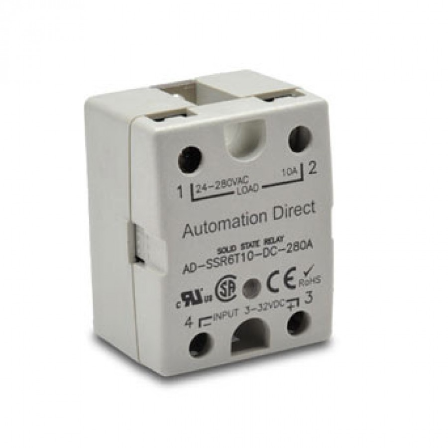 Solid state relay 3-32 VDC
