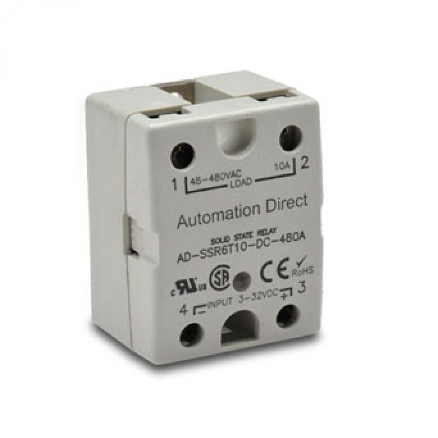 Solid state relay,3-32 VDC