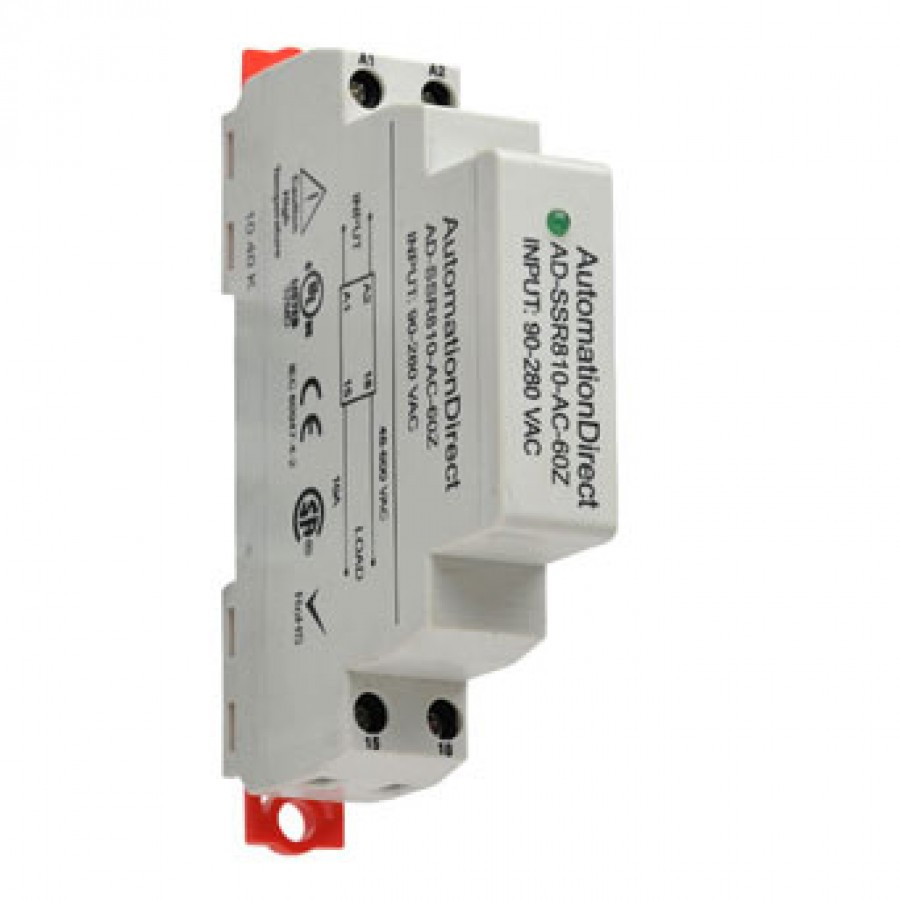 Solid state relay,90-280 VAC