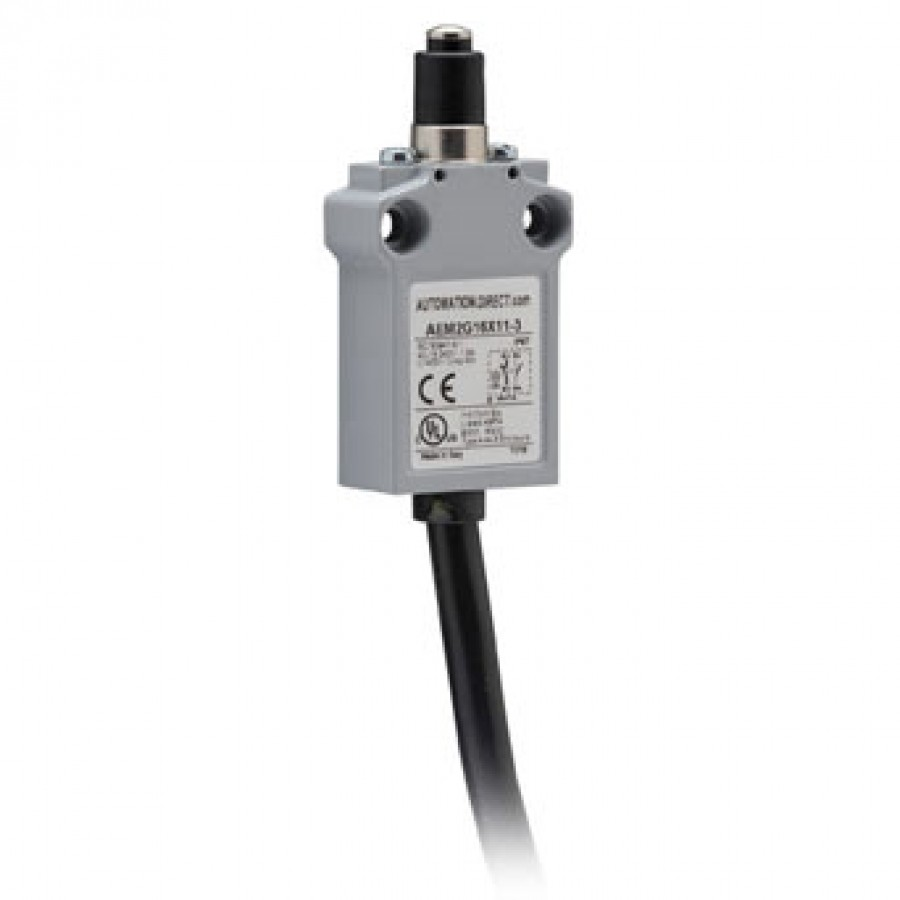 L/S mtl plung actuator dust cv