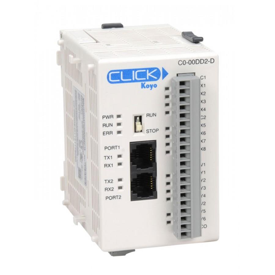 Click Serial PLC