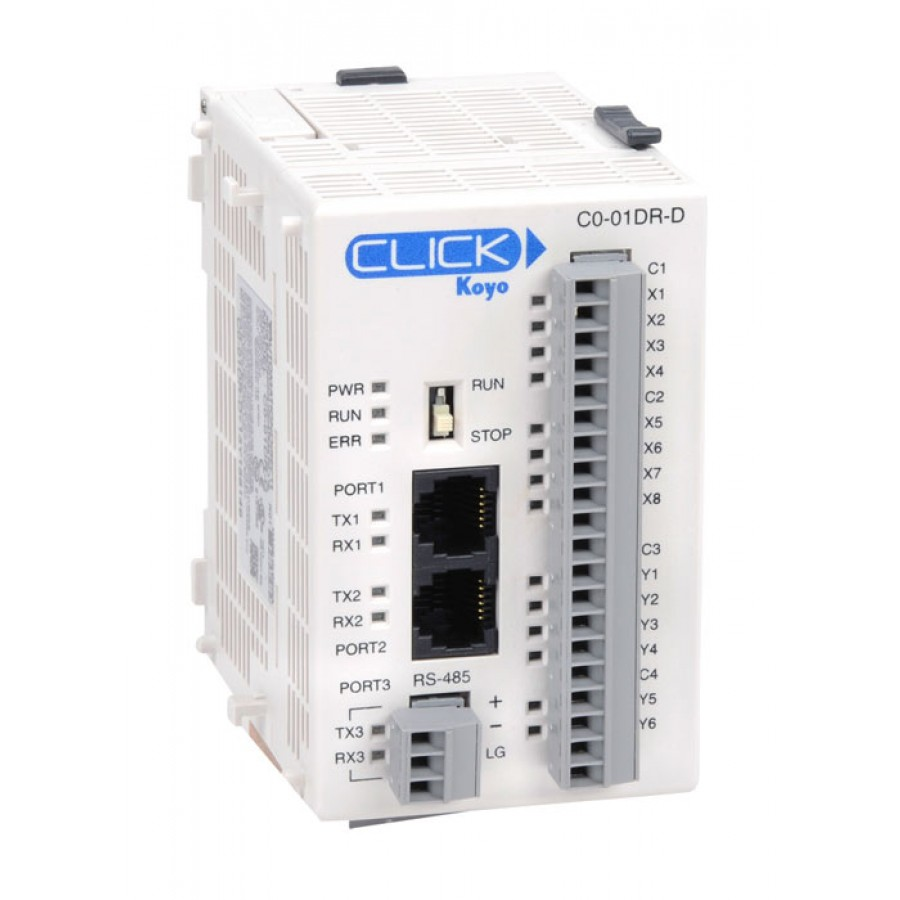 Click Serial PLC - DIRECT SELLER OF AUTOMATION AND INDUSTRIAL