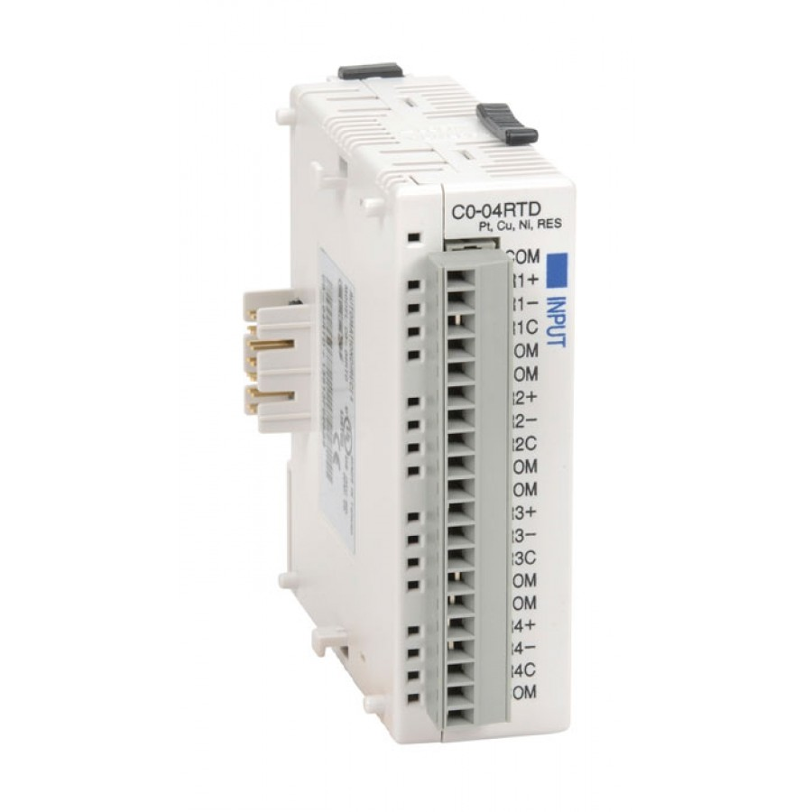 4-channel RTD input