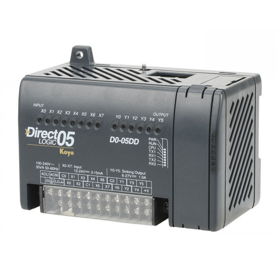 8 DC Inputs/6 DC Out 240V