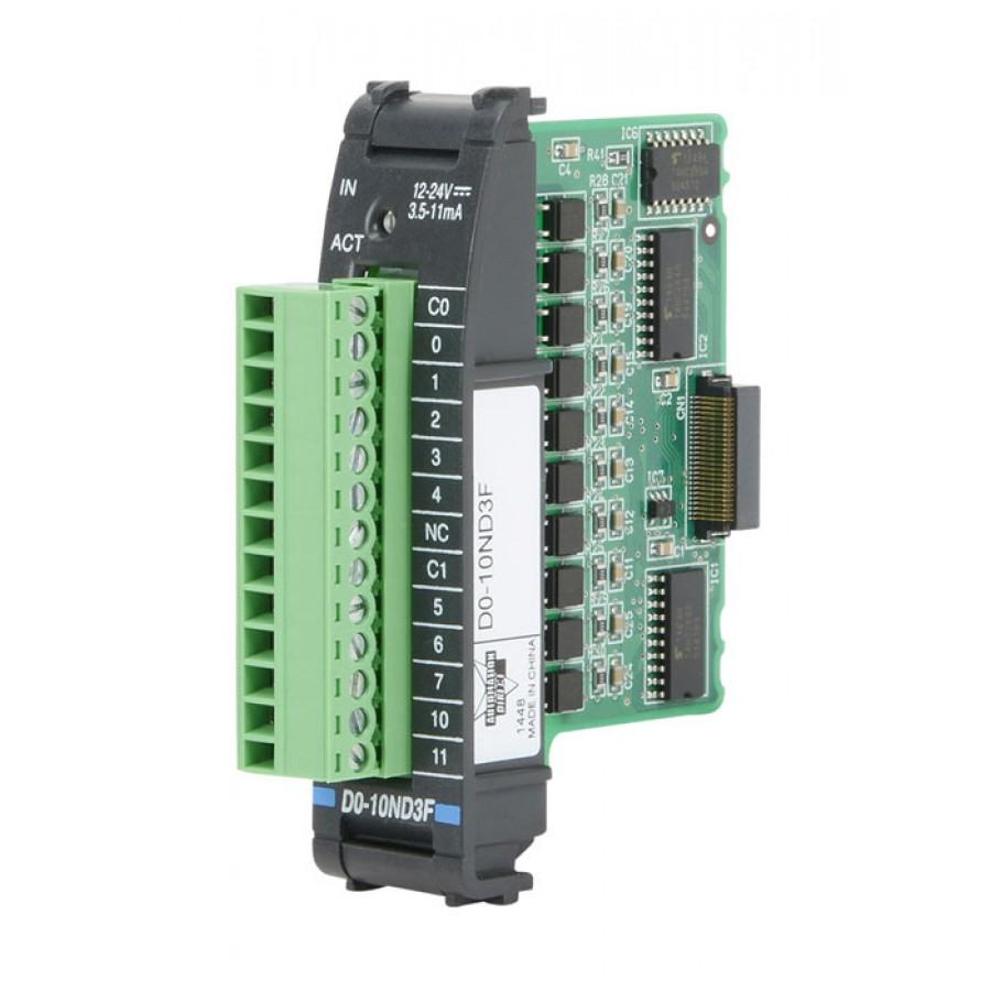 10 Pt 12-24Vdc Fast Resp Input