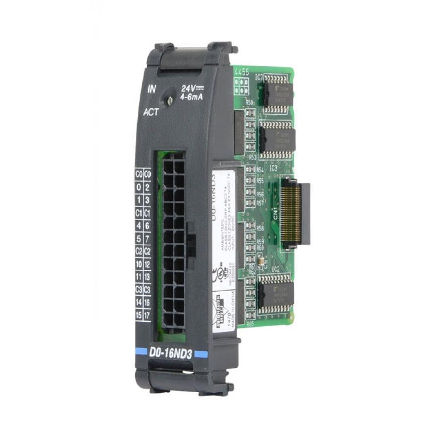 16 Pt 20-28 VDC Input Module