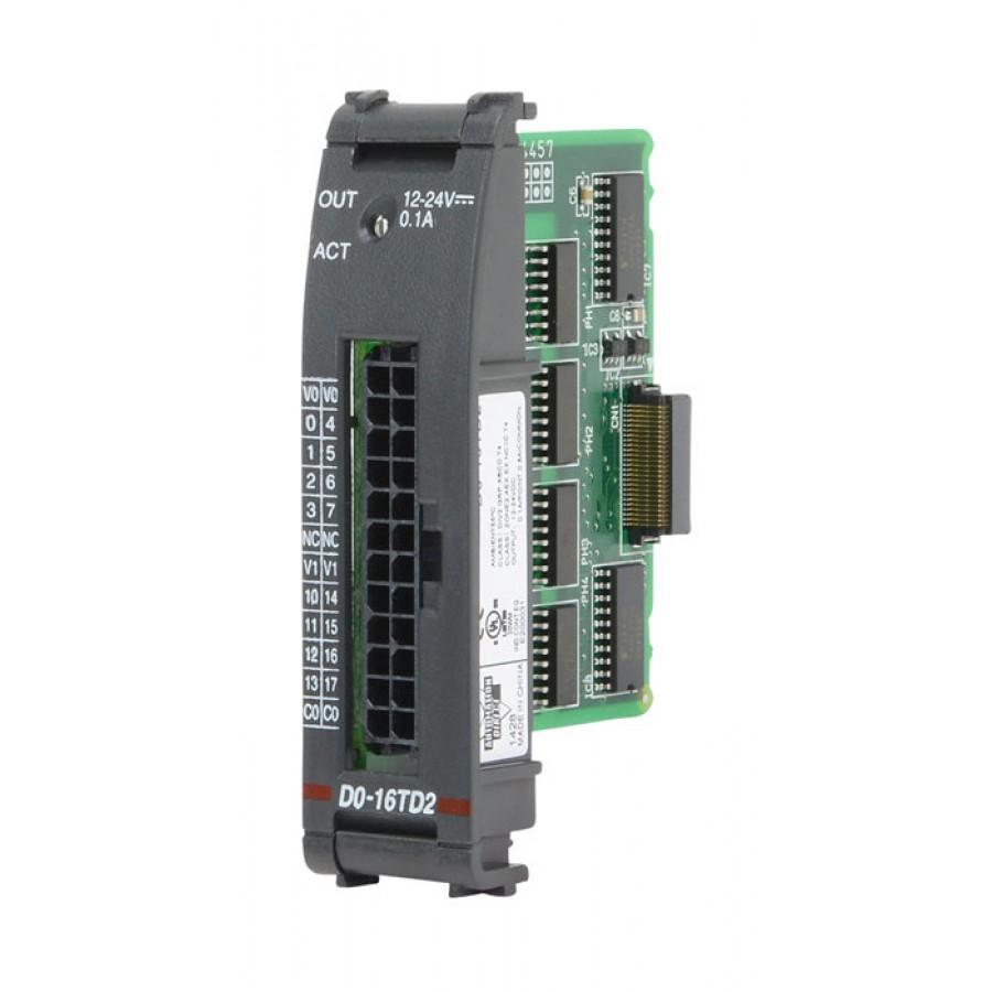 16 Pt 12-24Vdc Src Output Mod