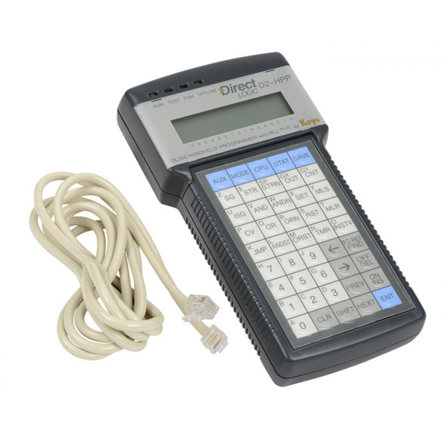 PRODUCT UNAVAILABLE - DL205 Handheld Programmer