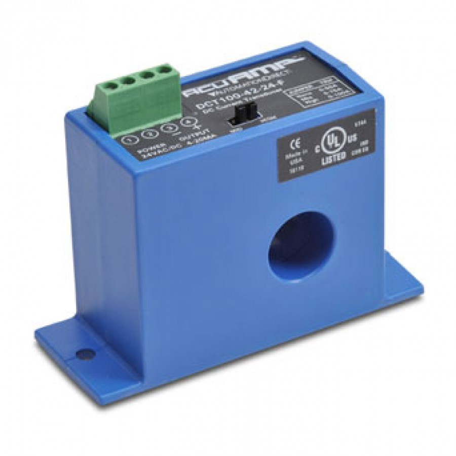 AcuAMP DC current transducer