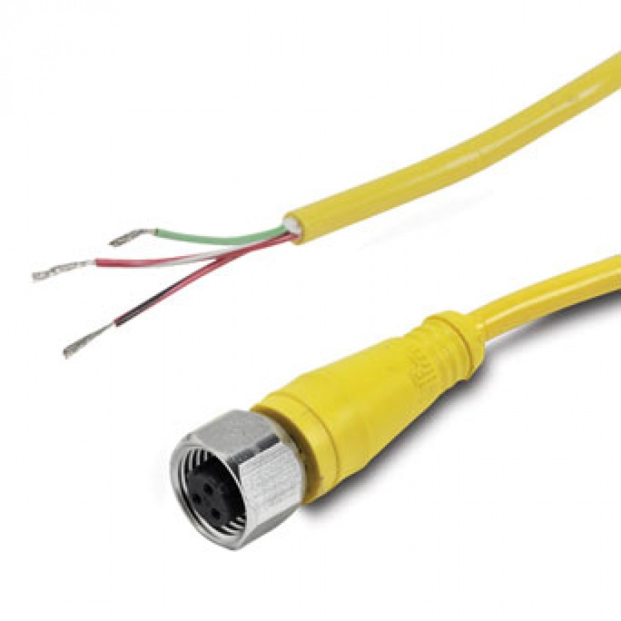 20UNF cable 1/2in IP69K 5mt St