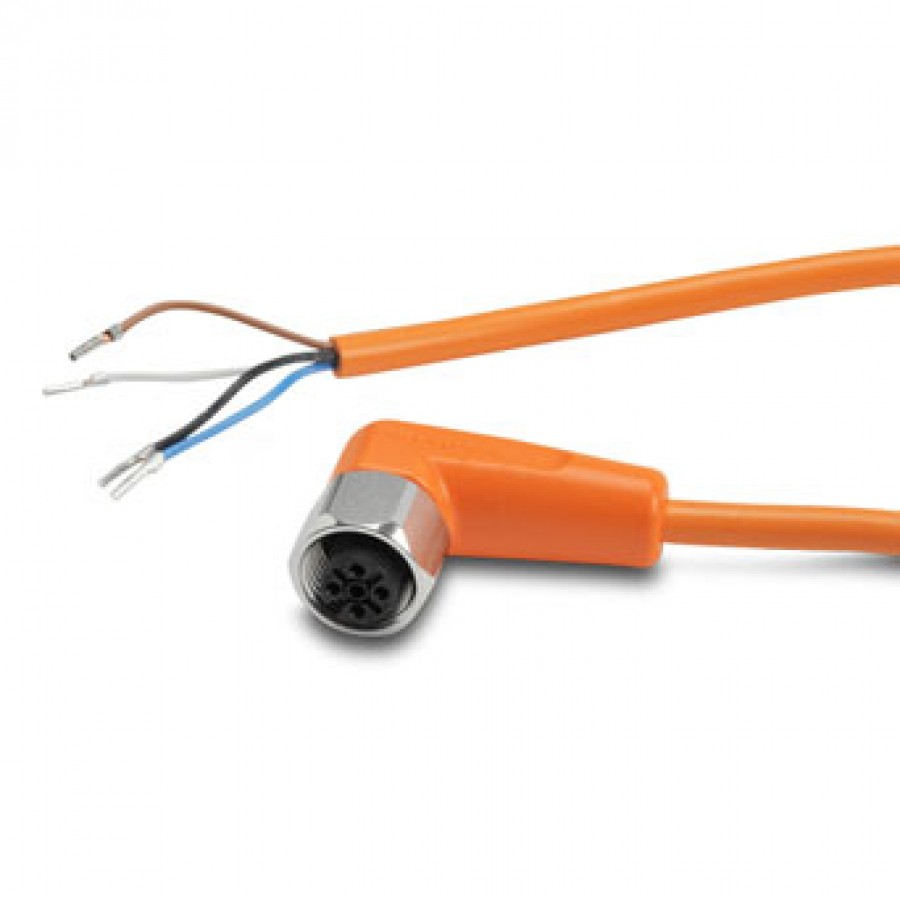 M12 Cable For Quick-Disconnect Sensors