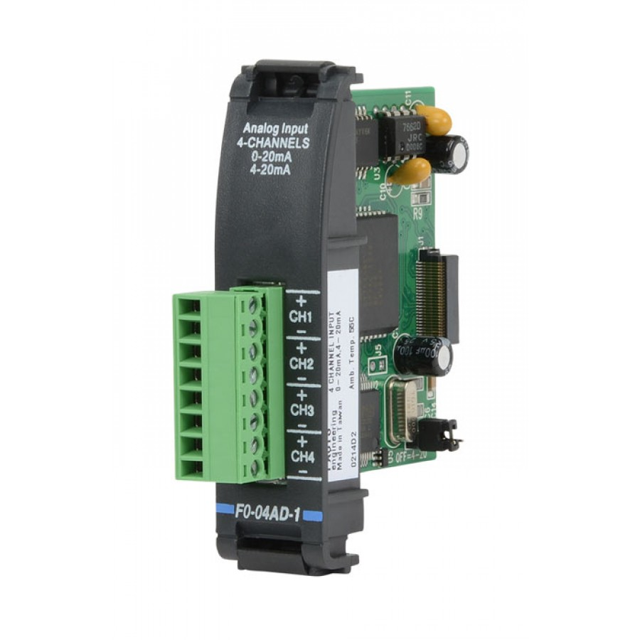 DL05/06 4pt 4-20ma Input card