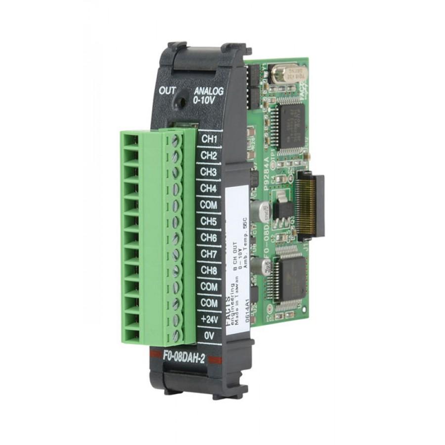 DL05/06 8 chan 16-Bit voltage output