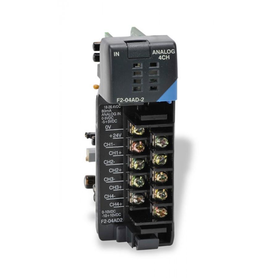 4 ch Voltage Analog Input