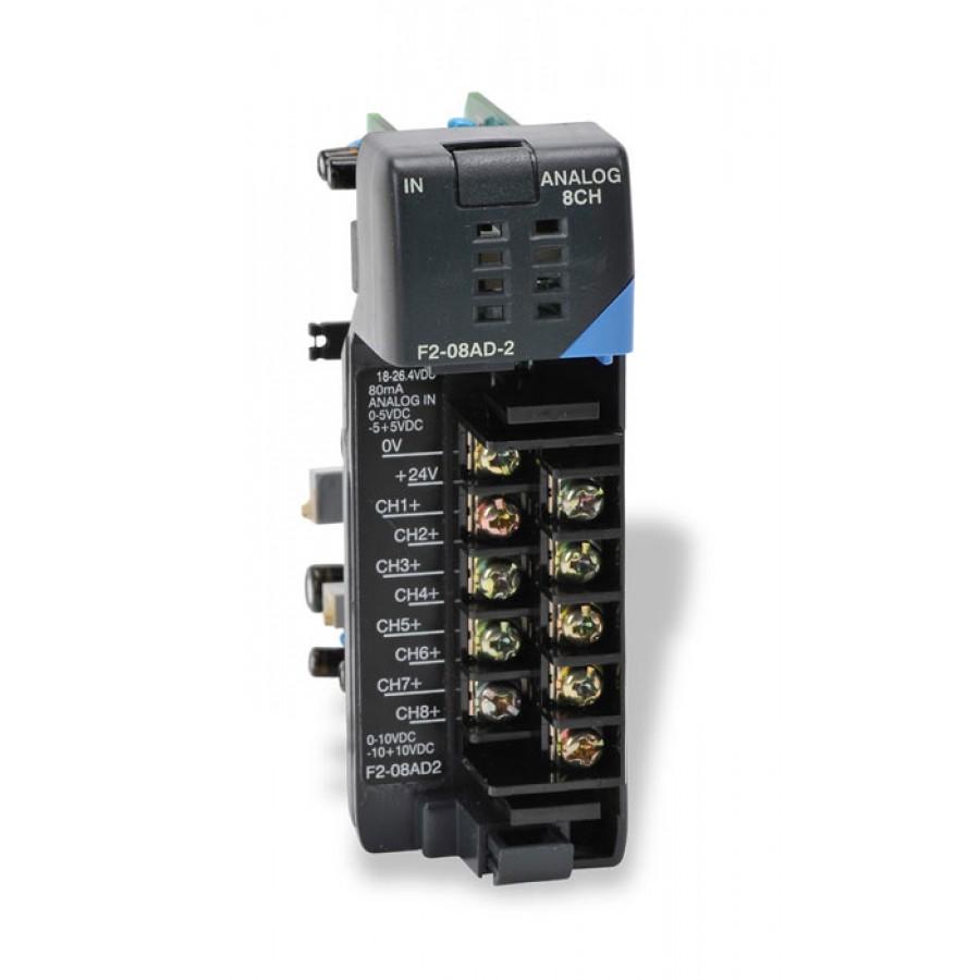 8 ch Voltage Analog Input