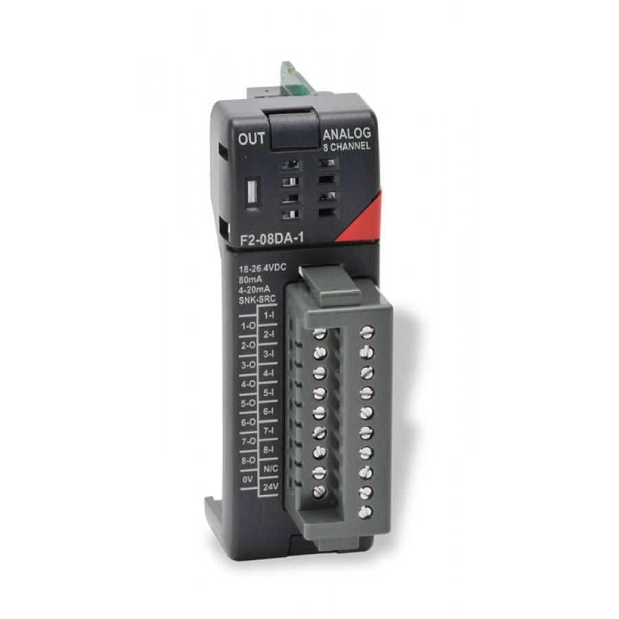 8 Ch 4-20mA Analog Output Mod