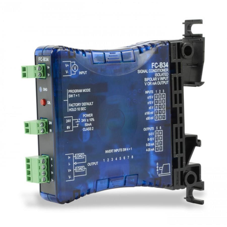 Signal conditioner unipolar