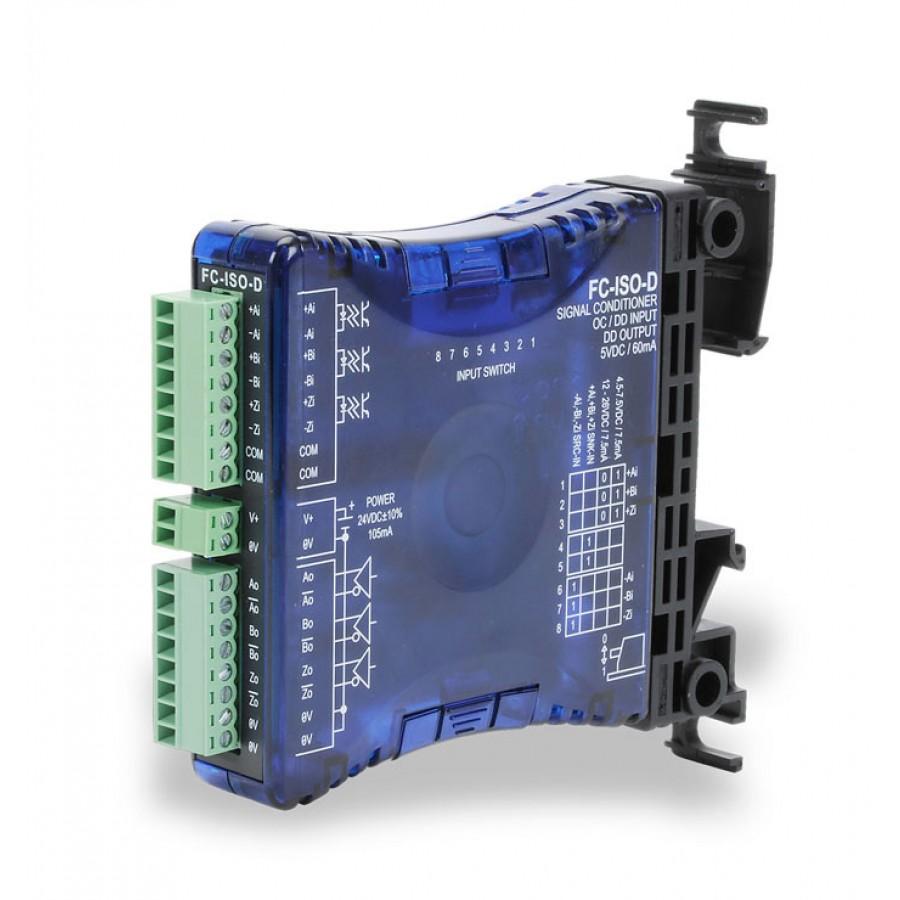 Encoder signal conditioner dif
