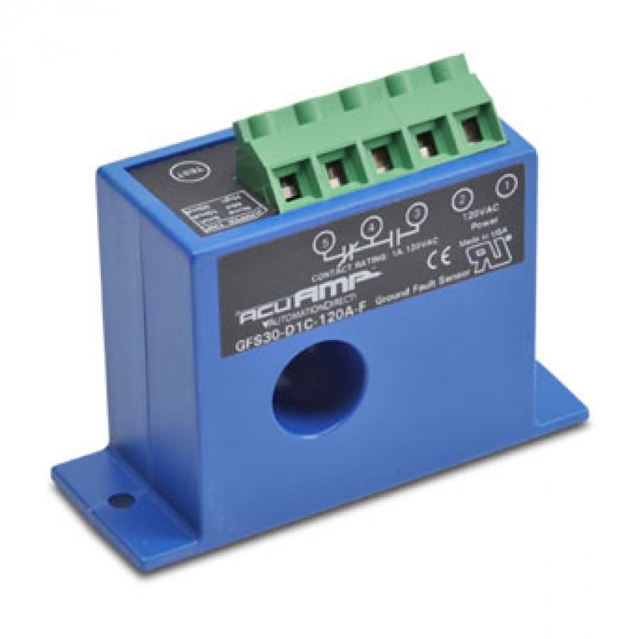 AcuAMP ground fault sensor
