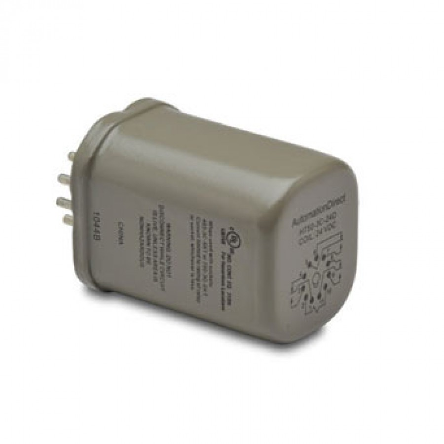 H750 Series Octal Relays