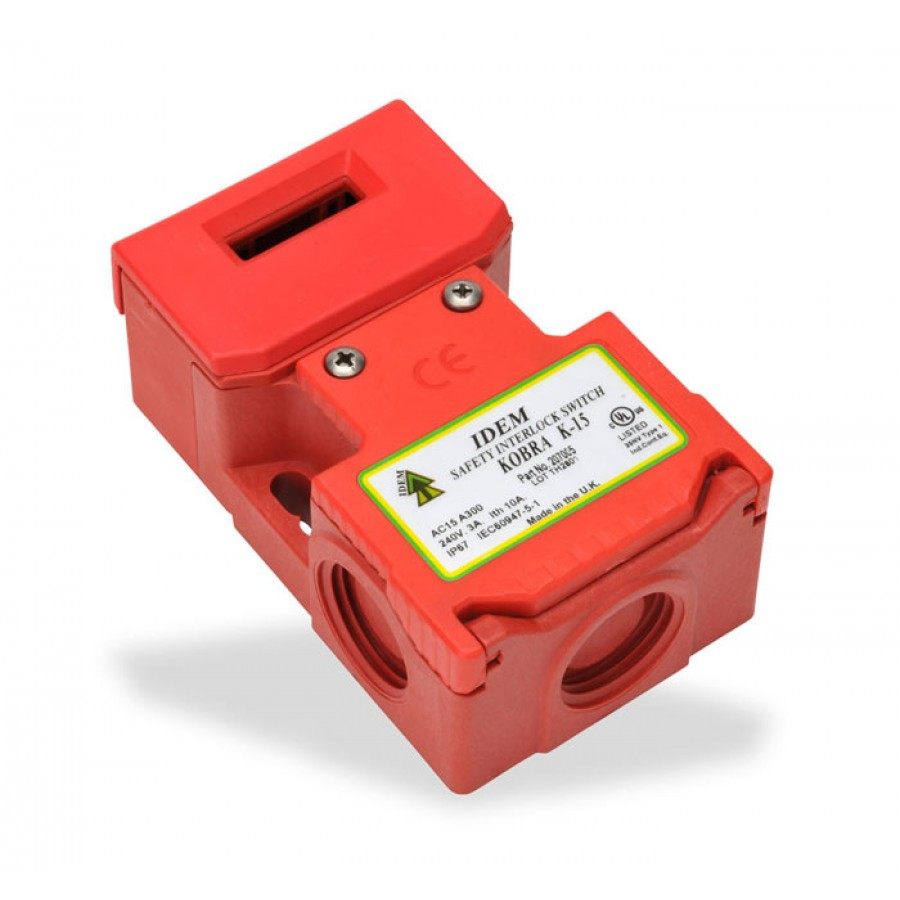 SAFETY SWITCH TONGUE INTLK 54m