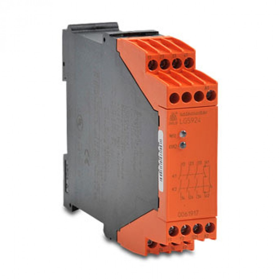 Safety Relay Module 1ch, 110A