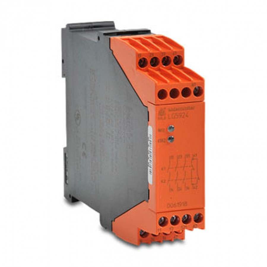 Safety Relay Module 1ch, 240A