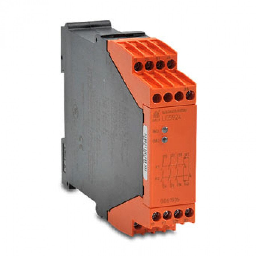 Safety Relay Module 1ch, 24VD