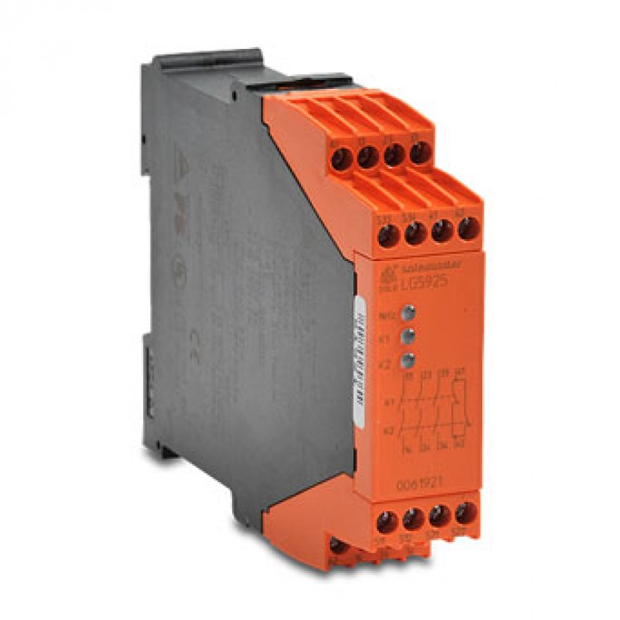 Safety Relay Module 2ch, 230A