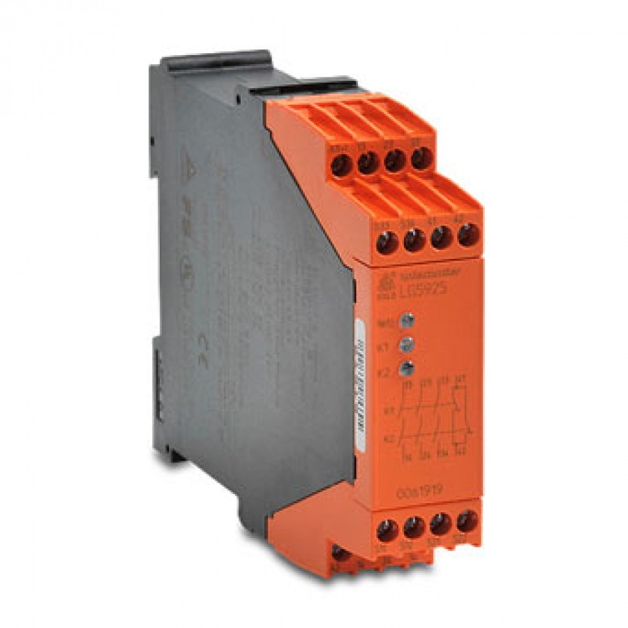 Safety Relay Module 2ch, 24VD