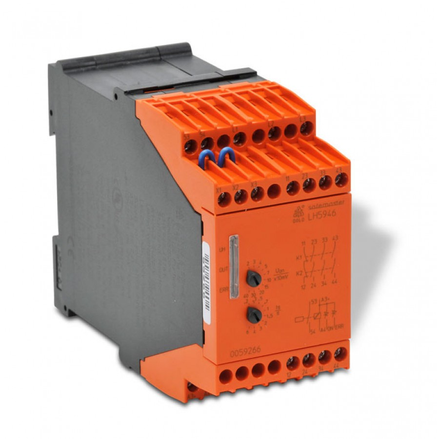 Safety relay module s/still 24
