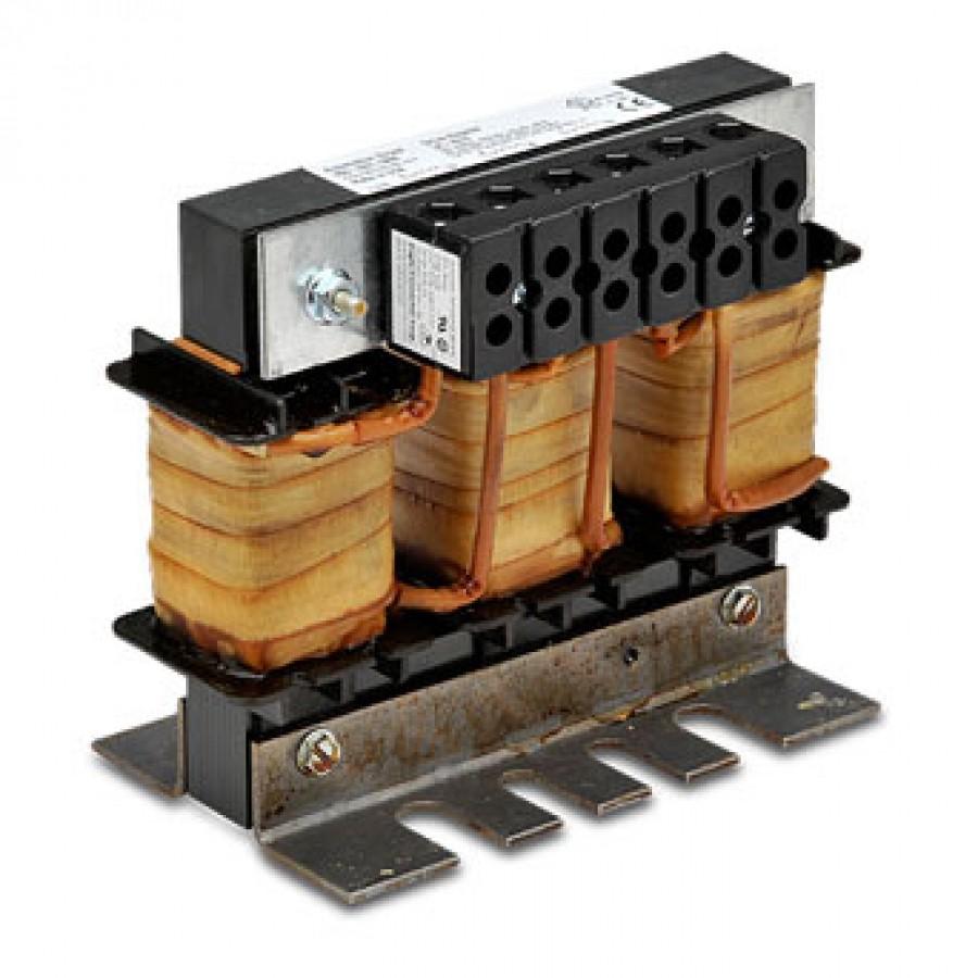 Line reactor for VFD 230V 10hp