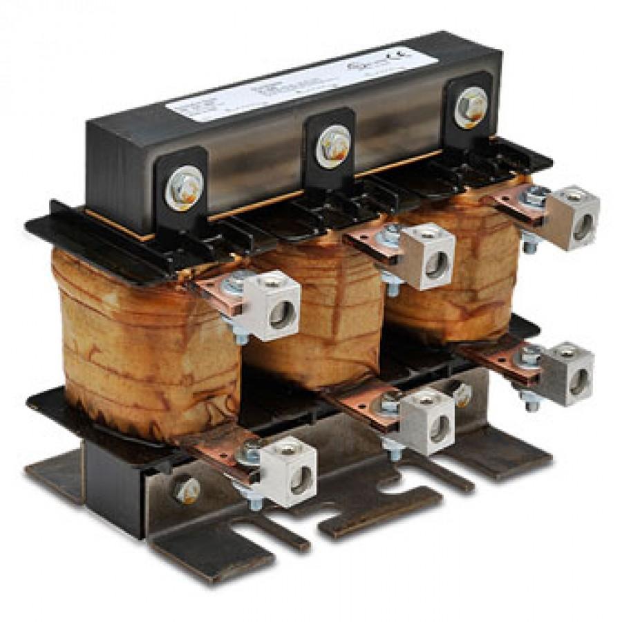 Line reactor for VFD 230V 40hp