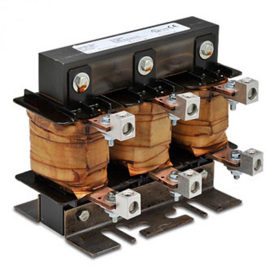 Line reactor for VFD 230V 50hp