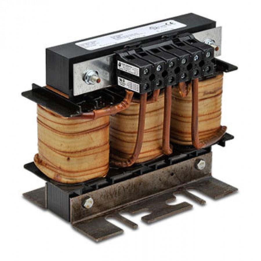 Line reactor for VFD 460V 50hp