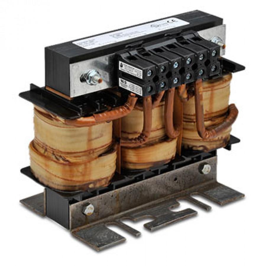 Line reactor for VFD 460V 60hp