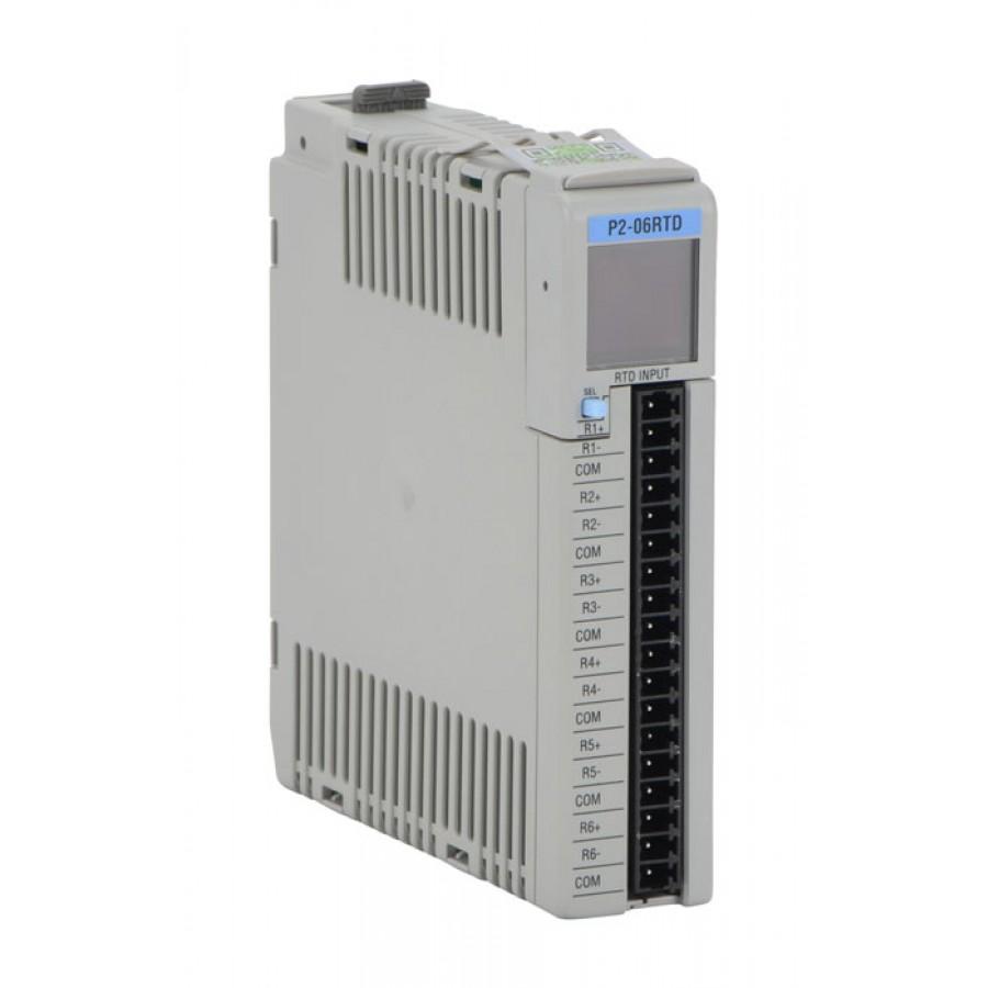 P2 temp input module 6ch