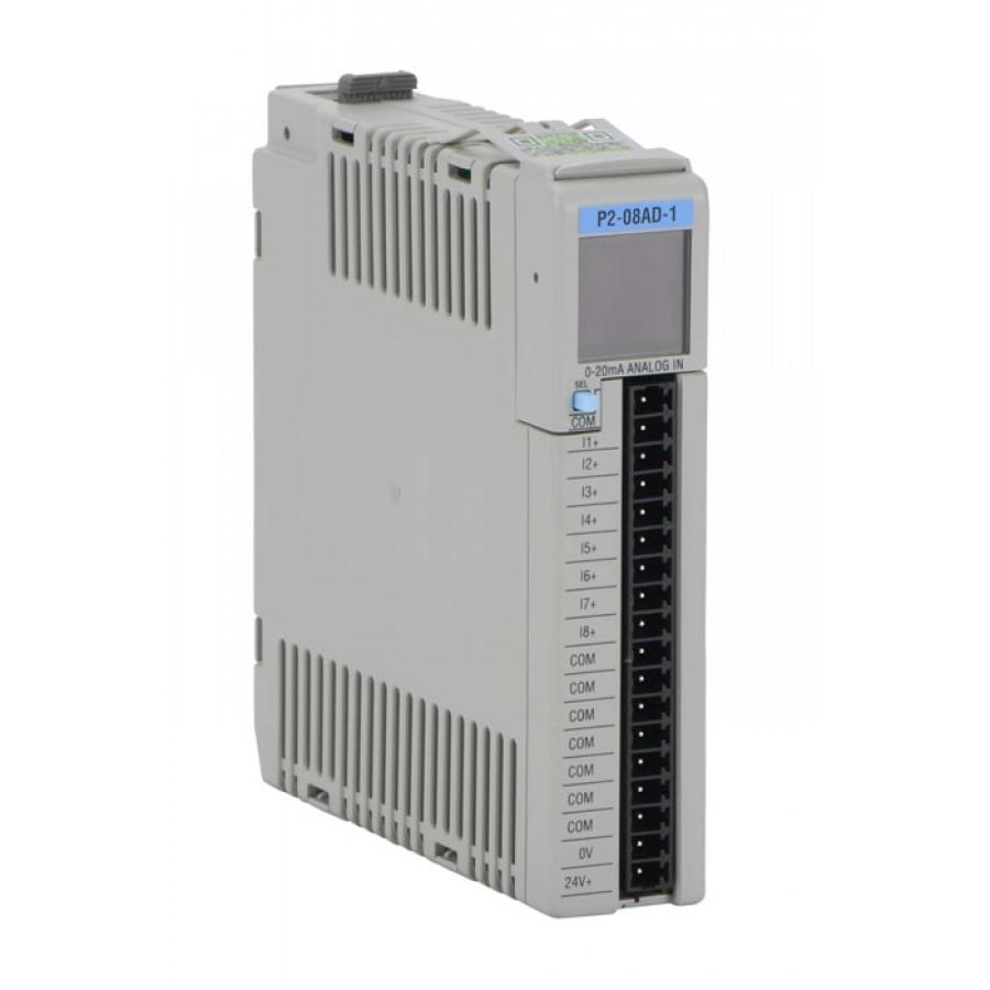 P2 analog input module 8ch